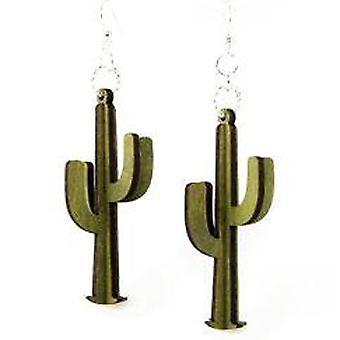 3d Cacti Earrings