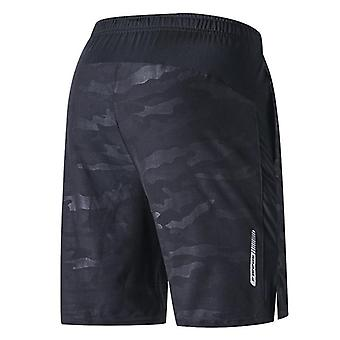 Crossfit Shorts Quick Dry Fitness Gym Shorts With Pocket