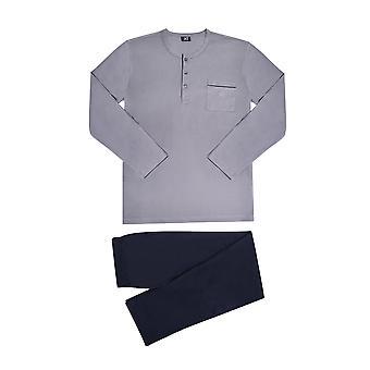 Pigma de Algodão Mercerizado - Pijamas Masculinos