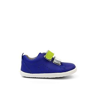 BOBUX Su Grass Court Switch Shoe Blueberry & Lime