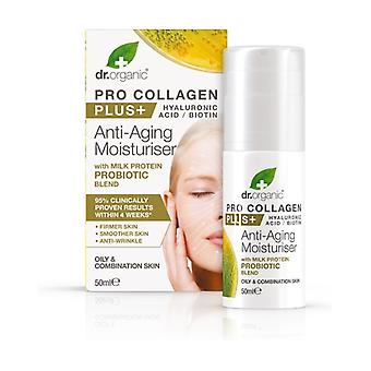 Pro Collagen Plus + Anti-Aging Cream with Probiotics 50 ml