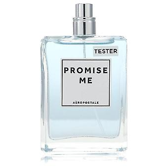 Aeropostale Promise Me Eau De Parfum Spray (Tester) Door Aeropostale 2 oz Eau De Parfum Spray