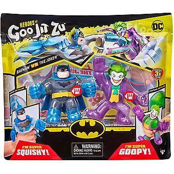 Heroes of Goo Jit Zu DC Versus Pack-Batman VS Joker