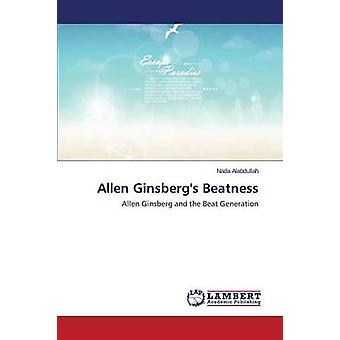 Allen Ginsberg's Beatness by Alabdullah Nada - 9783659580239 Book