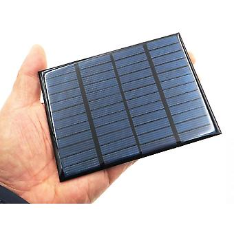 Solar Panel Battery, Cell Phone Chargers, Mini Kit, Diy For Portable