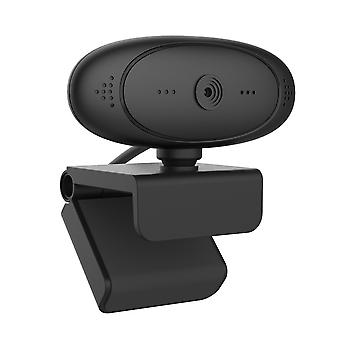 1080P hd computer camera video conference webcam 2 m auto focus 360° rotation with microphone
