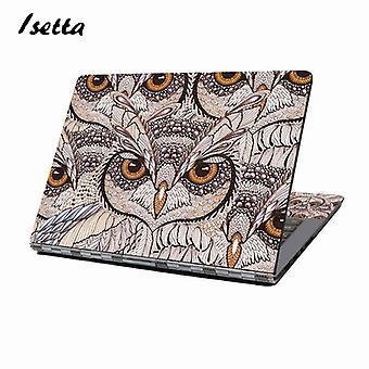 Tier Laptop Notebook Aufkleber Hautabdeckung