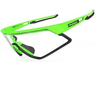 نظارات ركوب الدراجات فوتكروروميك Uv400 نظارات شمسية رياضية في الهواء الطلق