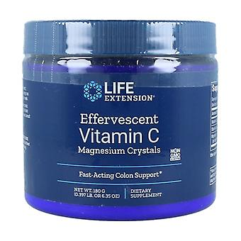 Effervescent Vitamin C and Magnesium 180 g