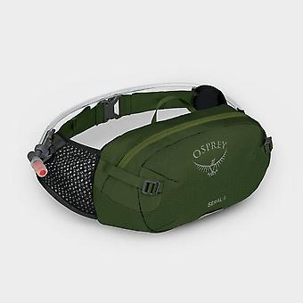 New Osprey Seral 4 Hydration Pack Green