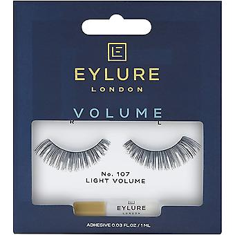 Eylure Lashes Volume No.107, Suitable for all eye shapes