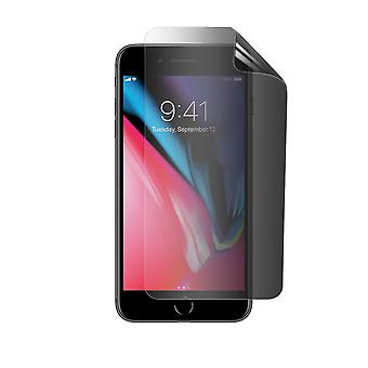 Celicious Privacy 2-Way Anti-Spy Filter Screen Protector Film Compatible with Apple iPhone 8 Plus
