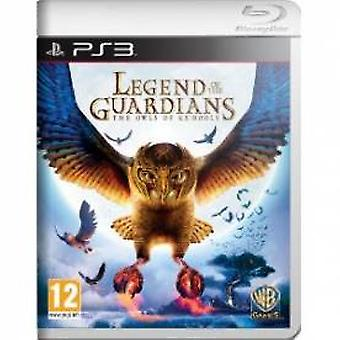 Legends of the Guardians Jeu PS3