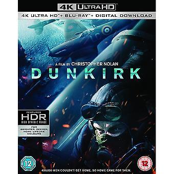 Dunkerque 4K UHD Digital Télécharger Blu-ray