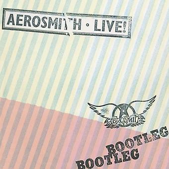 Aerosmith - Live - Bootleg Vinyl