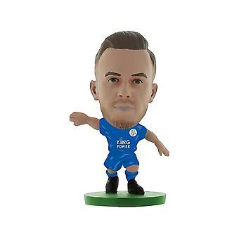 Leicester City Soccerstarz James Maddison Home Kit