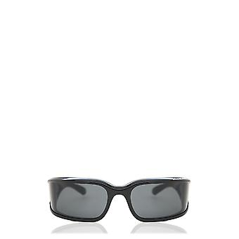 Balenciaga BB0123S black unisex sunglasses