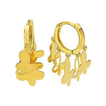 22 K Gold Earring