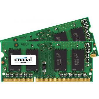 Crucial 16GB kit (8GBx2) DDR3 1600 MT/s CT2KIT102464BF160B
