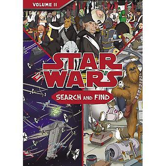 Star Wars Search and Find Volume II av Erin Rose Wage & Illustrated av Art Mawhinney