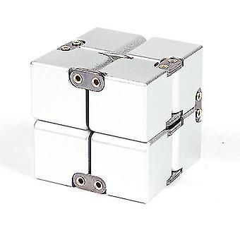 Infinite Rubik's Cube Plus Counterweight Steel Balls Unlimited Decompresie Joaca Oricand