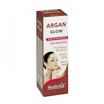 HealthAid Argan Hehkuöljy 60ml (806126)