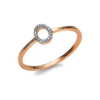 Luna Creation Promessa Ring Mehrfachsteinbesatz  1T777R853-1 - Ringweite: 53