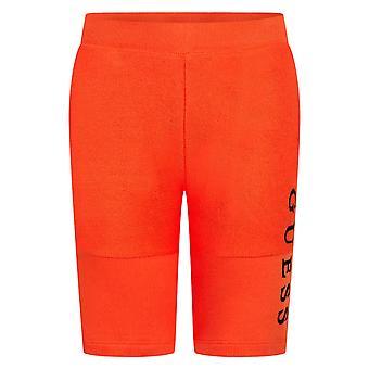Gjett gutter oransje activewear shorts l1rq11ka6r0