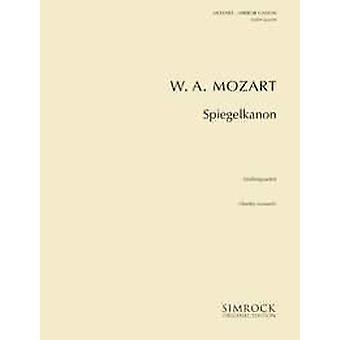 Mozart: Mirror Canon f?r Mallet-Quartett