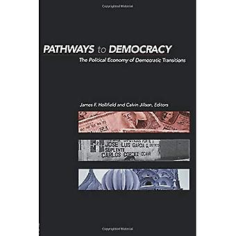 Pathways to Democracy: The Political Economy of Democratic Transitions