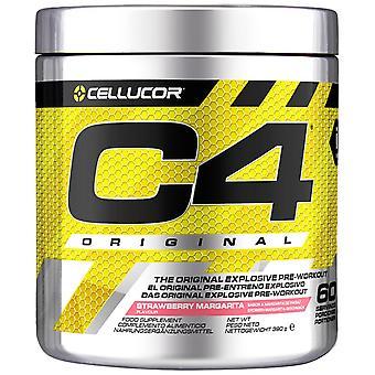 C4 Original, Icy Blue Razz - 390 grams