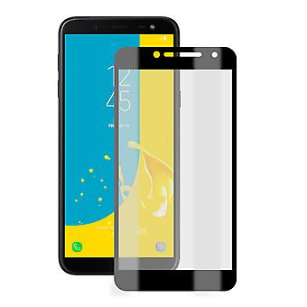 Protector de pantalla móvil de vidrio templado Samsung Galaxy J6 + 2018 Extreme 2.5D