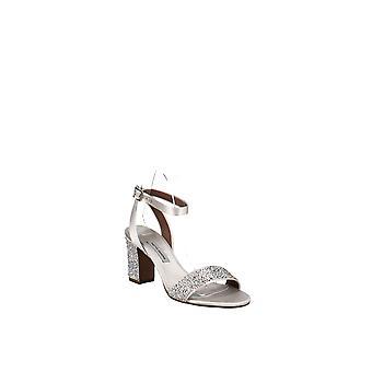 Tabitha Simmons   Leticia Swarovski Crystal Block-Heel Sandals