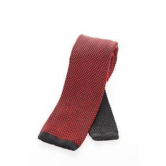 Stilvolle und elegante gestrickte Krawatte