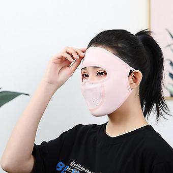 Moda Verano Protector Solar Máscara de Ciclismo Bufanda