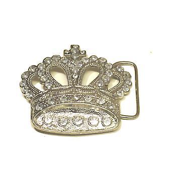 Bältesspänne krona