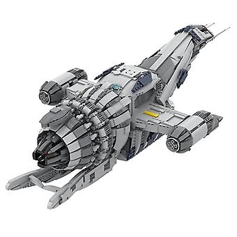 MOC Serenitying Spaceship Fireflying Classic Movie Building Block Assembly  Gift Blocks