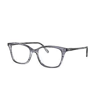 Eyeglasses oliver peoples addilyn ov5438u 1688 navy smoke glasses