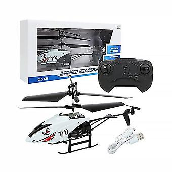 Remote control helicopters s107g three channel remote control helicopter anti collision anti drop equipped with gyro alloy