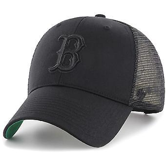 47 Marca Boston Red Sox Branson MVP Trucker Cap Nero 58