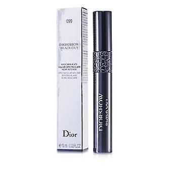 क्रिश्चियन डायर Diorshow ब्लैक आउट मस्कारा - # 099 कोल ब्लैक - 10 मिलीलीटर / 0.33 oz