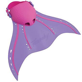 Finis Aquarius Fin Fantasy Monofin - Pink/Purple