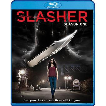 Slasher: Staffel 1 [Blu-Ray] USA import