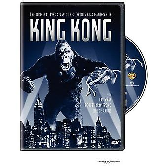 Importer des USA de King Kong [DVD]