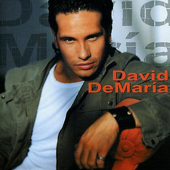 David Demaria - David Demaria [CD] USA import