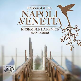 Merula / Caccini / Lasso / Rognoni / Picchi - Passaggi Da Napoli a Venetia [CD] USA import