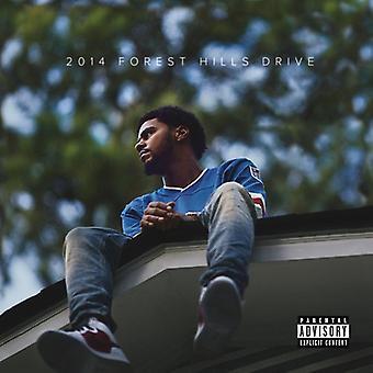 J. Cole - 2014 Forest Hills drev [CD] USA import
