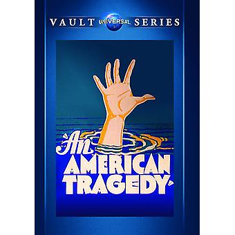 Een American Tragedy [DVD] USA import