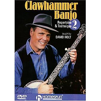 Clawhammer Banjo - Clawhammer Banjo: Vol. 2 [DVD] USA import