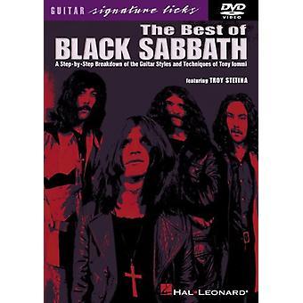 Best of Black Sabbath [DVD] USA import